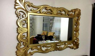 Ahşap Aynalar
