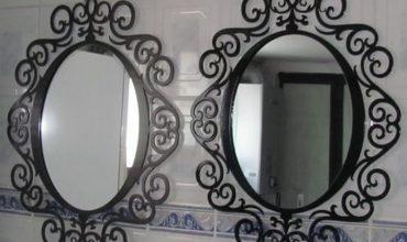 Ferforje Aynalar