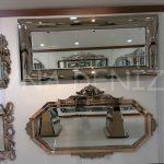 Bombeli Model Modern Ayna-4