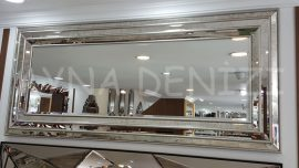 Boncuklu Model Modern Ayna