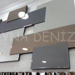 Deko Delikli Model Modern Ayna-6