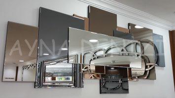 Deko Deliksiz Model Modern Ayna
