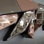Göktaşı Model Modern Ayna-11