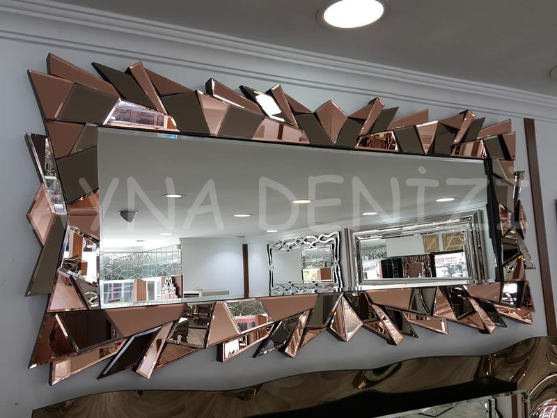 Göktaşı Model Modern Ayna