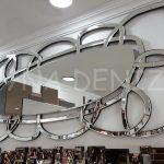 Grave Q Model Modern Ayna-3