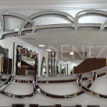 Grave Q Model Modern Ayna-7
