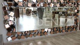 Küp Model Modern Ayna