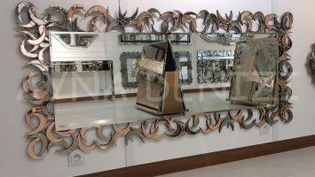 Hilal Model Modern Ayna