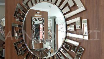 Hitit Y Model Modern Ayna
