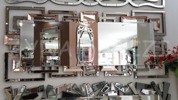 Karen Model Modern Ayna