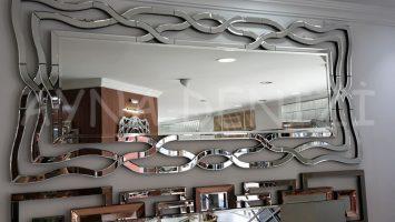 Nake Model Modern Ayna