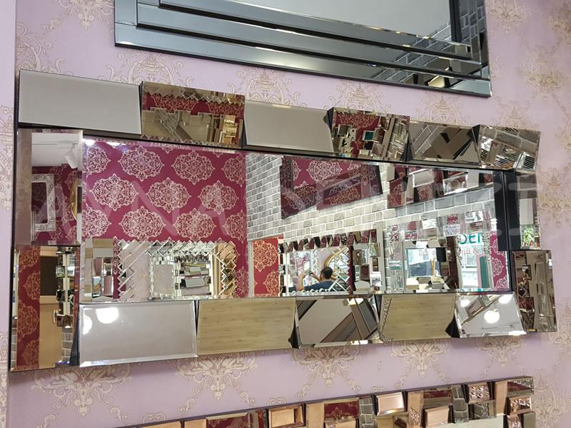 Asya Model Modern Ayna