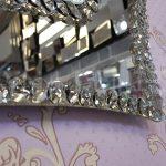 Bükümlü Çift Taş Model Taşlı Ayna-21
