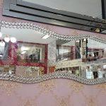 Bükümlü Taş Model Taşlı Ayna-1