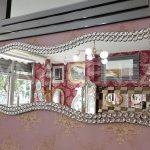 Bükümlü Taş Model Taşlı Ayna-2