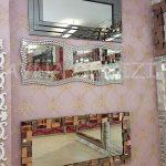 Bükümlü Taş Model Taşlı Ayna-4