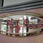 Elips Çift Taş Model Taşlı Ayna-2