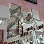 Gökyüzü Model Modern Ayna-10