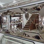 Piramit Model Modern Ayna-12