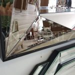 Piramit Model Modern Ayna-4