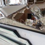 Piramit Model Modern Ayna-7