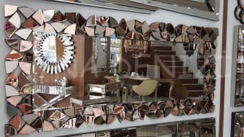 Pisa Model Modern Ayna