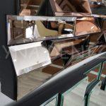 Rüzgar Model Modern Ayna-14