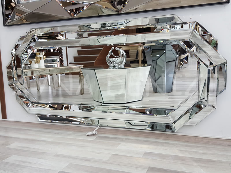 Sarmal Model Modern Ayna