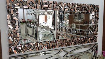 Sedef Model Modern Ayna