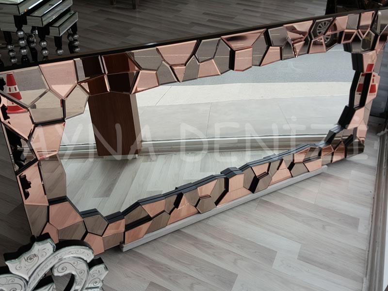 Toprak Model Modern Ayna