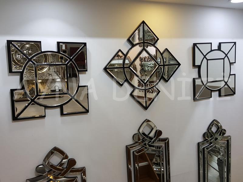 Üçlü Jasmine Model Modern Ayna