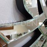 Üçlü Joshepine Model Modern Ayna-7