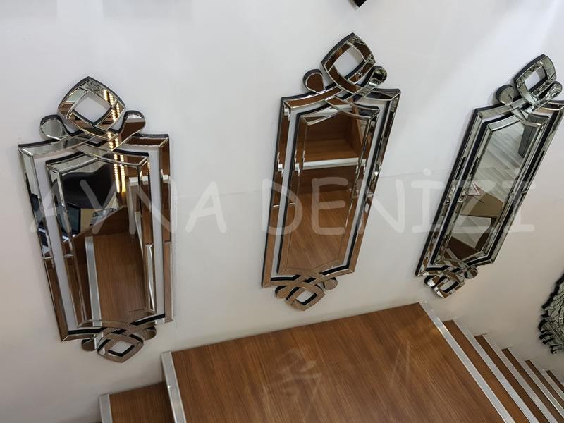 Üçlü Joshepine Model Modern Ayna