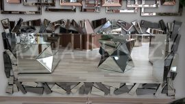 Yakamoz Model Modern Ayna