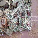 Meltem Model Modern Ayna-17