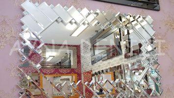 Meltem Model Modern Ayna