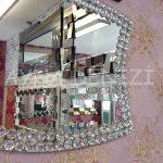 Papyon Taş Model Taşlı Ayna-11