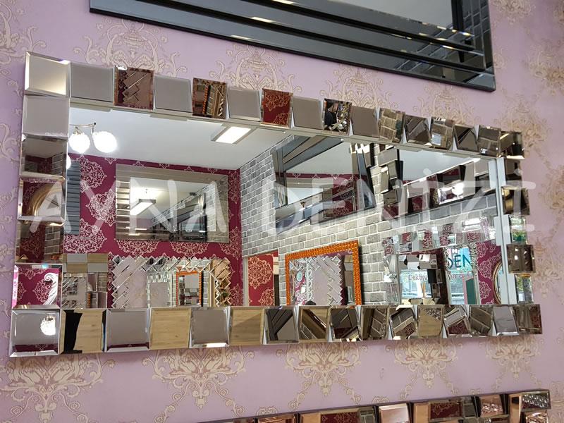 Pikare Model Modern Ayna