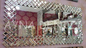 Pitikare Model Modern Ayna
