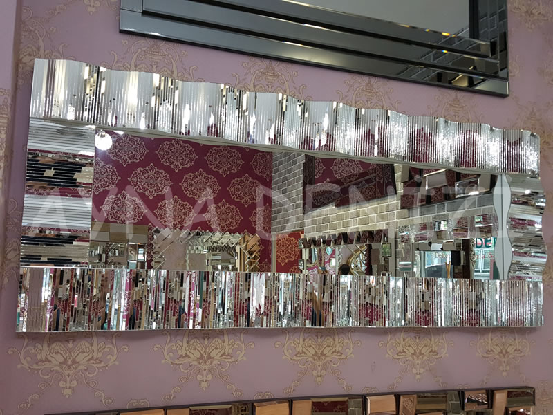 Suyolu Model Modern Ayna