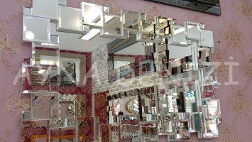 Yıldız Model Modern Ayna