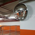30 cm Bombeli Trafik Otopark Güvenlik Aynası-1