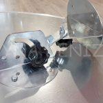 30 cm Bombeli Trafik Otopark Güvenlik Aynası-12