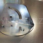 30 cm Bombeli Trafik Otopark Güvenlik Aynası-14