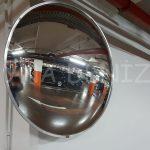 30 cm Bombeli Trafik Otopark Güvenlik Aynası-5