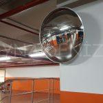 40 cm Bombeli Trafik Otopark Güvenlik Aynası-1