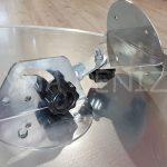 40 cm Bombeli Trafik Otopark Güvenlik Aynası-10
