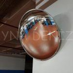 40 cm Bombeli Trafik Otopark Güvenlik Aynası-3