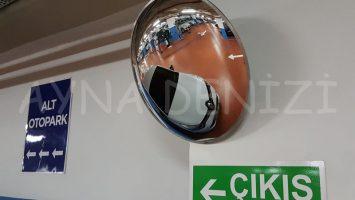 40 cm Bombeli Trafik Otopark Güvenlik Aynası