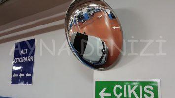 50 cm Bombeli Trafik Otopark Güvenlik Aynası